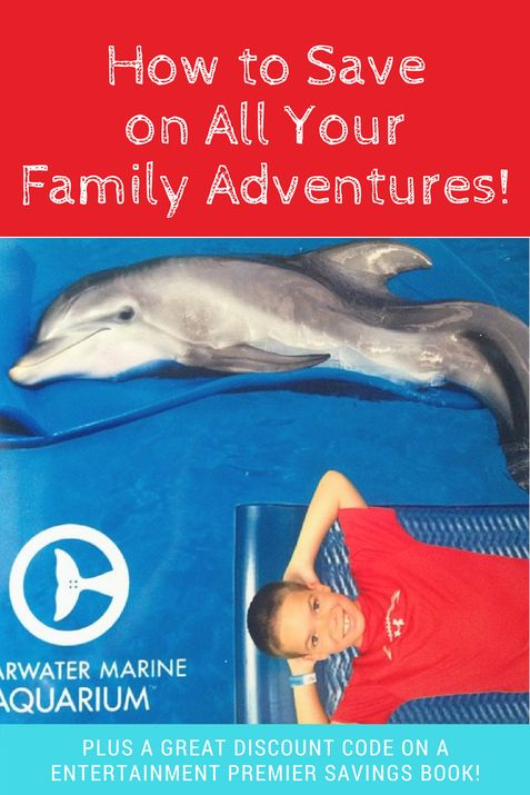 Learn How to Save on All Your Family Adventures on the blog today!   Plus a Great Discount Code on an Entertainment Coupon Book!  #ad #Coupon #FamilyFun