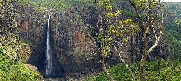 Wallaman Falls: Australiens höchster Wasserfall.