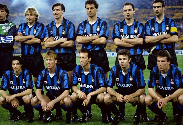 Inter Milan, 1990-91
