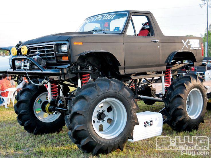 Mudder Project Trucks