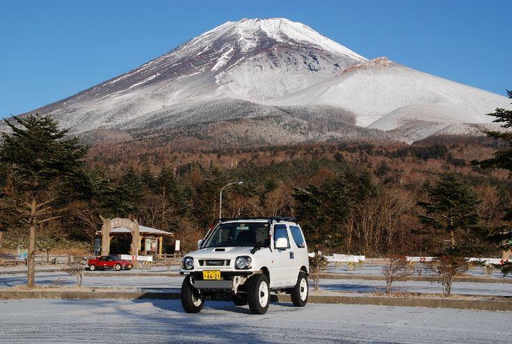 ジムニーJB23 静岡&愛知 車中泊旅行3日間
