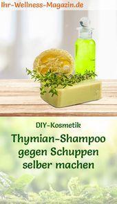 Shampoo Gegen Fettige Haare Selber Machen