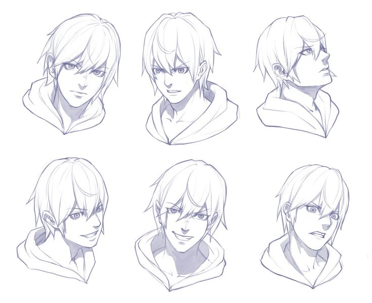 Boy face sketch practice by theoneg deviantart com on deviantart