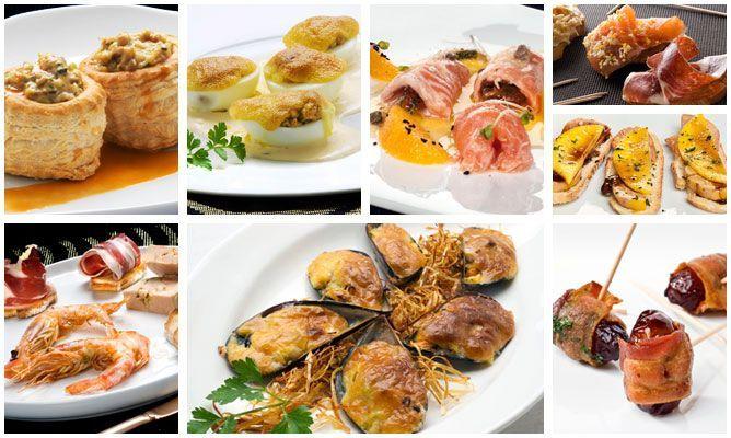 15 aperitivos y canap s f ciles para navidad recetas de for Canape de cangrejo