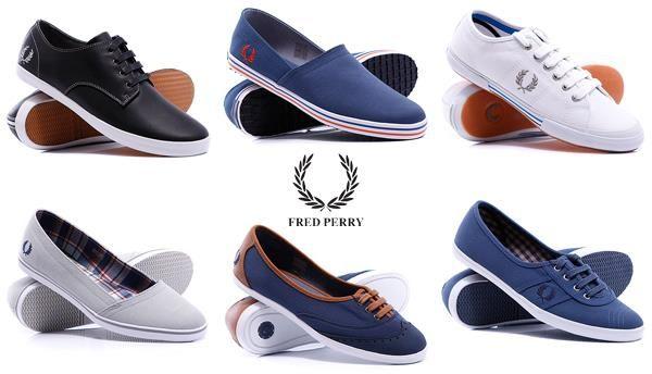 Fred perry женская обувь