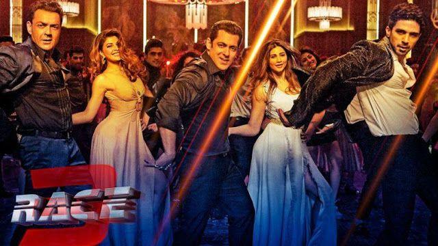 Race 3 2018 Salman Khan Movie Free Download Mp4 720p Bluray Hd
