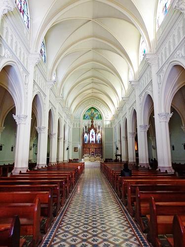 church - catedral Antofagasta chile - fotografia