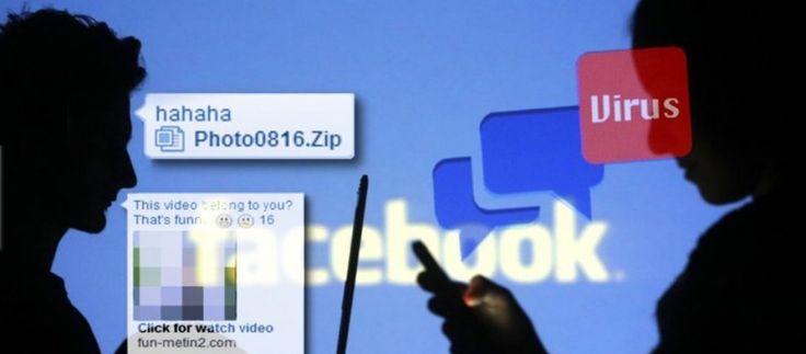 Νέος επικίνδυνος ιός μέσω facebook καταστρέφει υπολογιστές