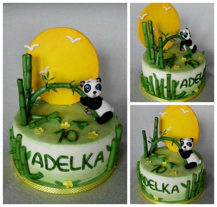 Panda by Anka