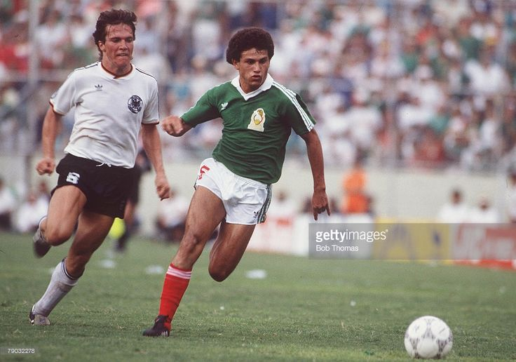 1/4f: West Germany - Mexico 0:0(e.t.), pen. 4:1