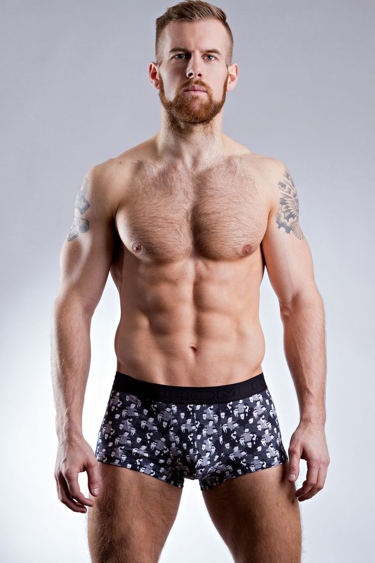 Fans of cult film Reservoir Dogs will love these unique monochrome men's boxer shorts - are your more Mr White or Mr Blue? HOM PEOPLE TRUNK £27.00 https://www.deadgoodundies.com/hom-people-trunk