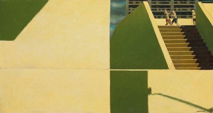 Robert Brownhall: Exhibitions