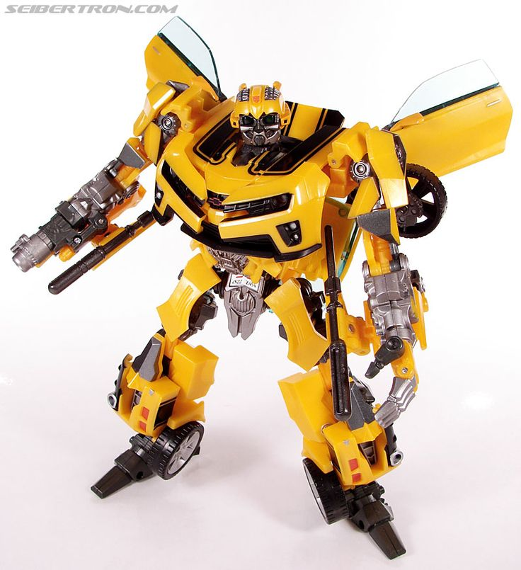 transformers revenge of the fallen bumblebee toy gallery