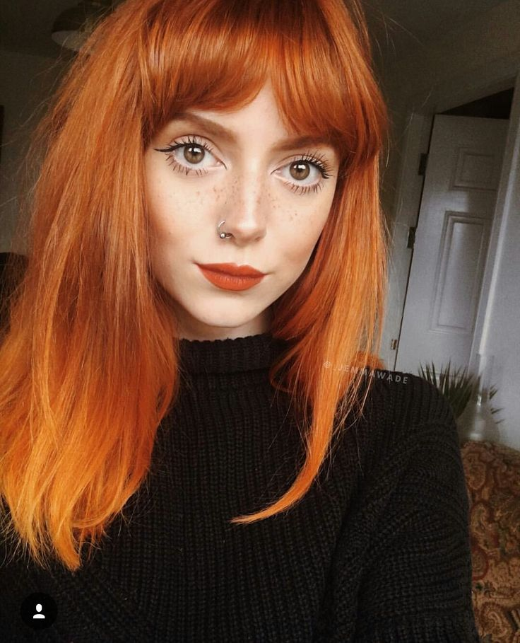 Hair of dreams (Jemma Wade on Instagram)
