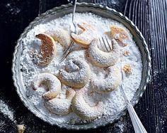 Biscoitos de baunilha (Foto: Oliver Brachat/Stockfood/LatinStock)