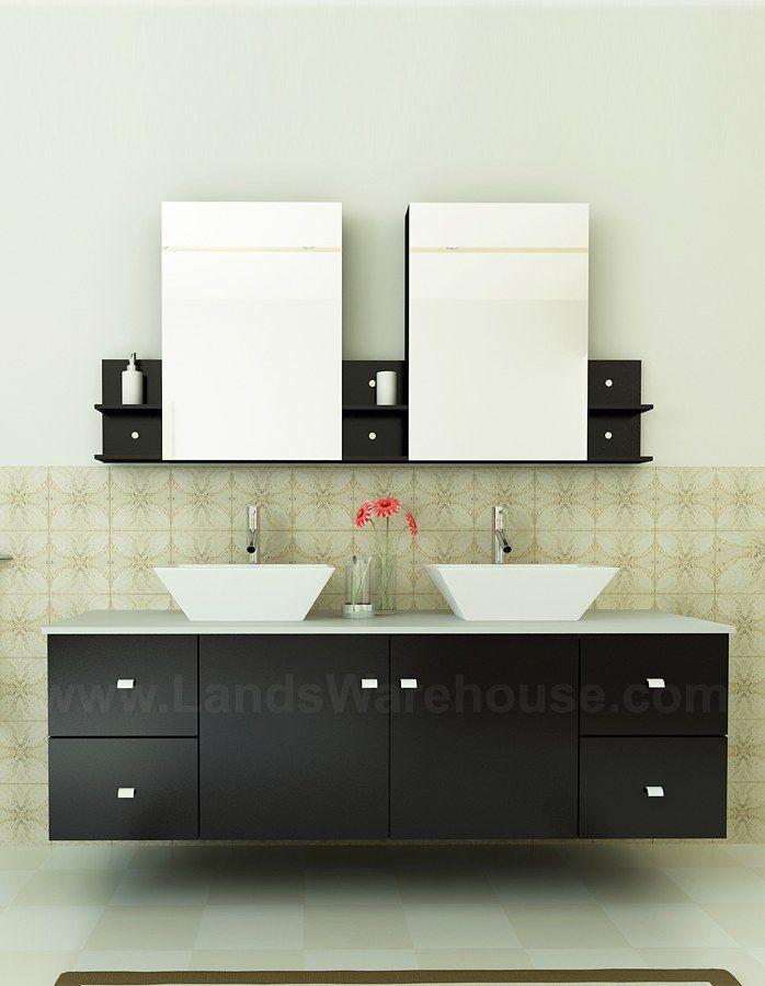 Photo Gallery In Website Clarissa inch Espresso Modern Bathroom Vanity Stone Top MD S by Virtu USA