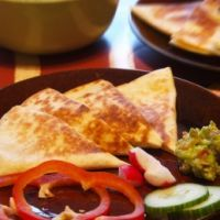 Copycat Ruby Tuesday's Chicken Quesadillas