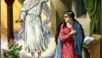 Monday Rosary: Joyful Mystery
