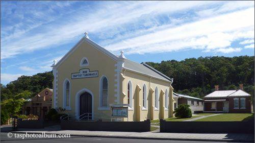 Tasmania, Latrobe, Gilbert street