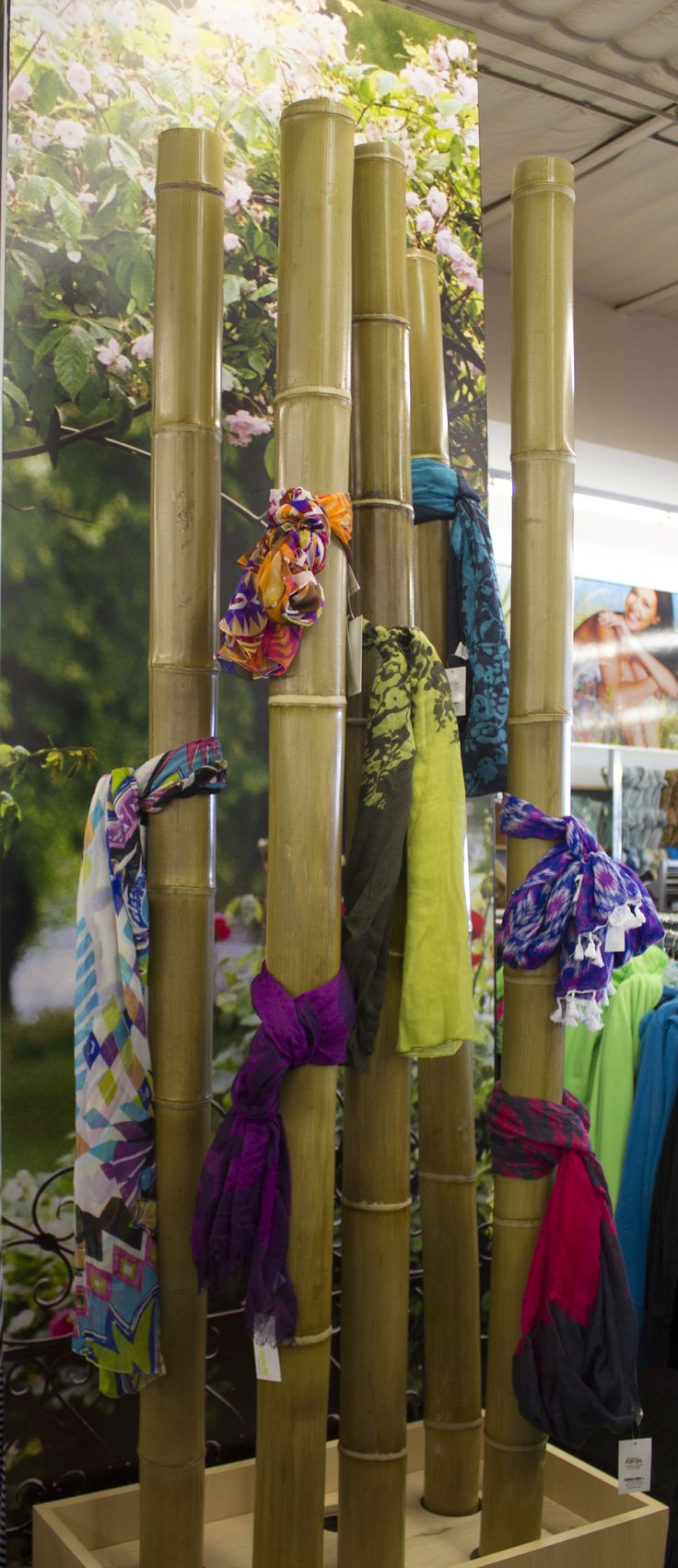 73 best Retail Display - Scarves images on Pinterest | Retail ...