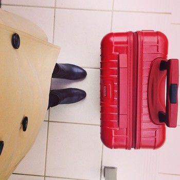 2泊3日の国内旅行や出張にもピッタリの手軽な大きさが、とても便利です。