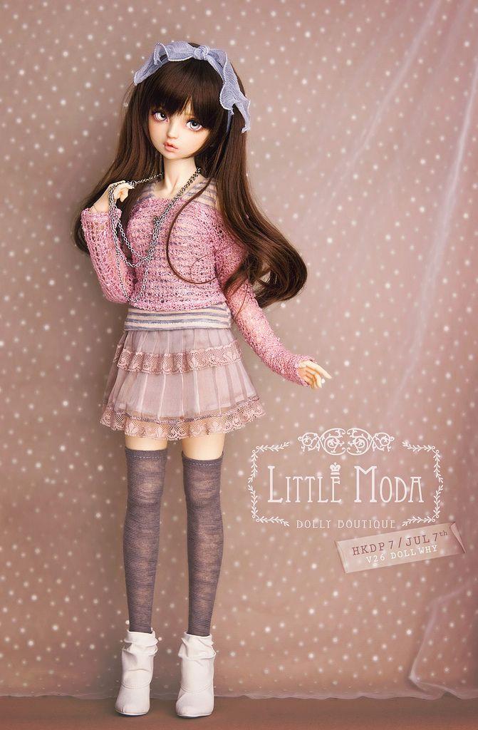 [HKDP7] Little Moda | by TURBOW