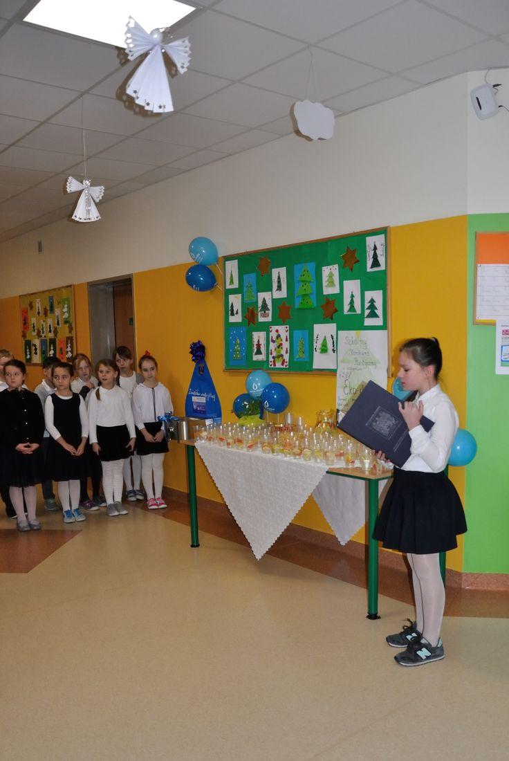 Otwarcie źródełka w Szkole w Izabelinie
