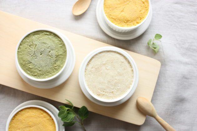 乳製品・卵・白砂糖不使用!至極の玄米スイーツ!濃厚でクリーミーな『ライス・アイスクリーム』の作り方
