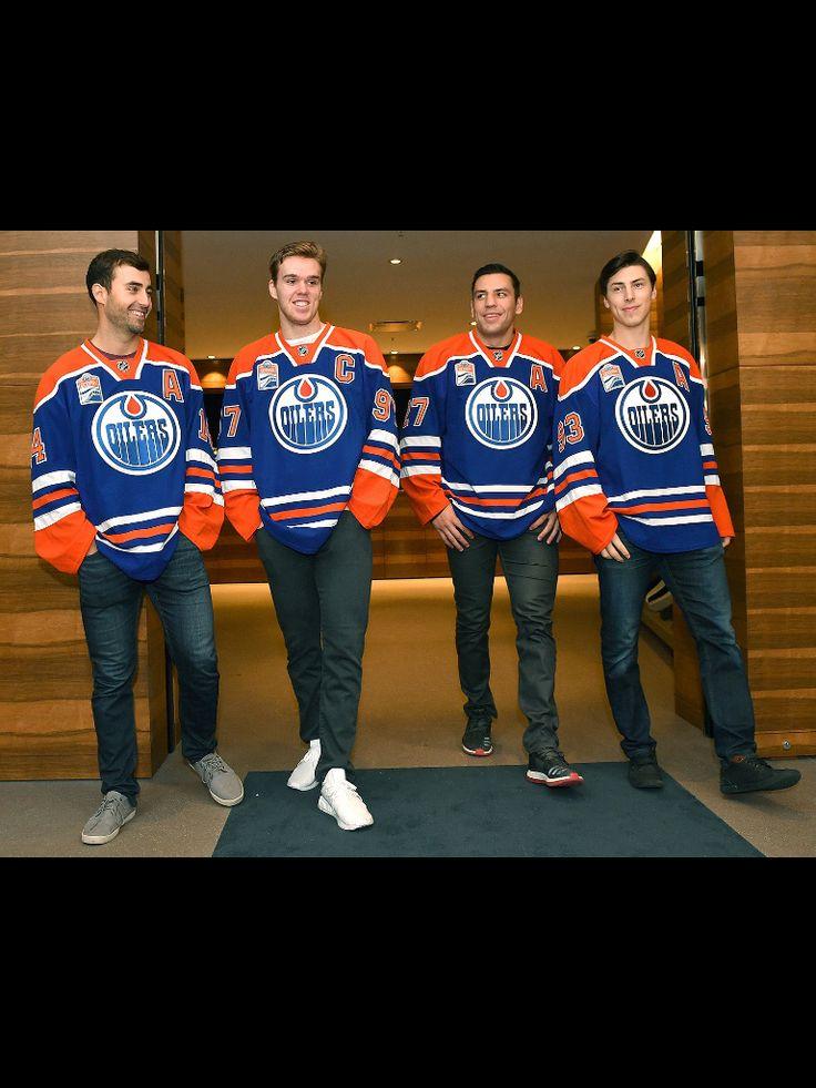 Oilers boy band... E-Street Boys!!!