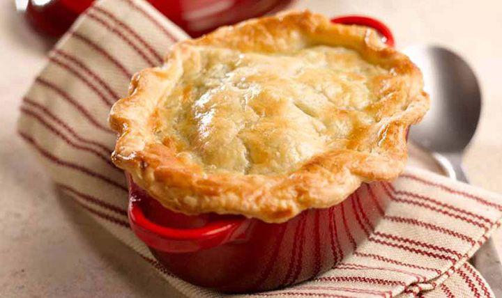 Vegetable-Pot-Pie  #EatSmart