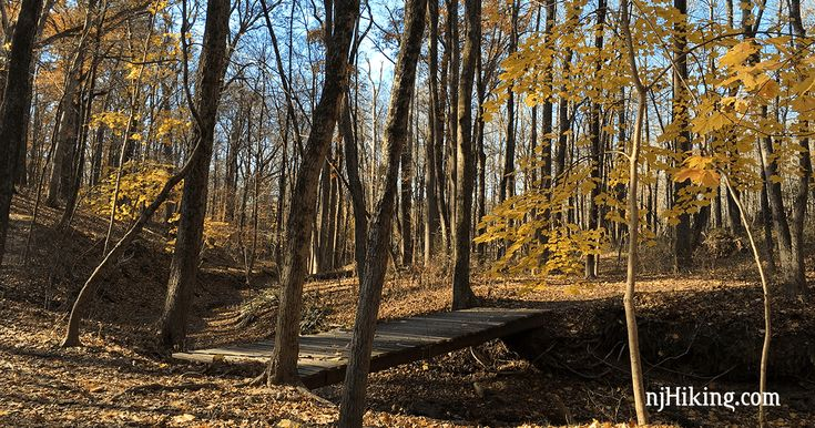 Hike with history at a scenic park near the site of Washington's crossing of the Delaware River and the Continental Army's route to Trenton in 1776.