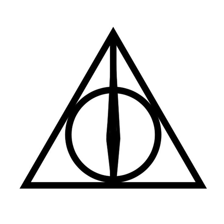 Christmas Gift Harry Potter Deathly Hallows Luna Lovegood