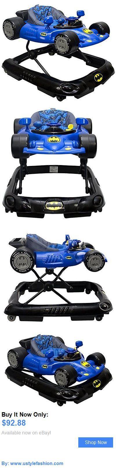 Baby walkers: Kidsembrace Baby Walker, Batman BUY IT NOW ONLY: $92.88 #ustylefashionBabywalkers OR #ustylefashion