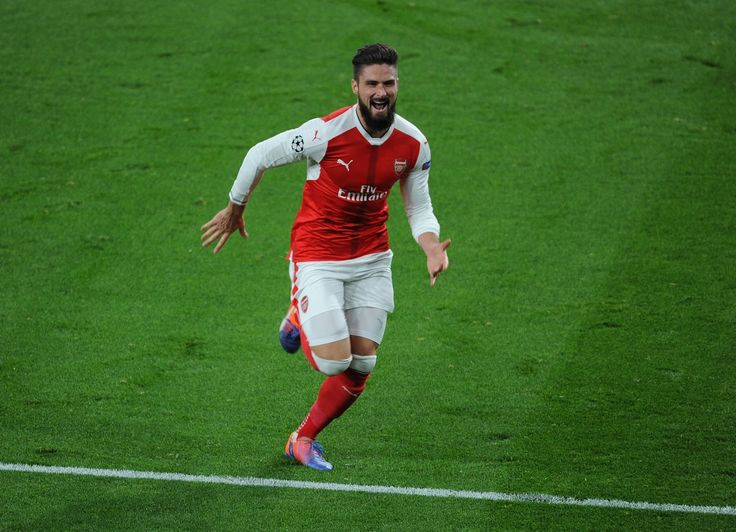 @TheArsenal Olivier #Giroud #Arsenal #9ine