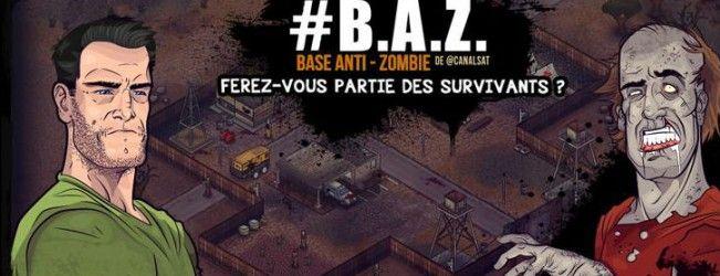 Participez au jeu #BAZ pour fêter le retour de The Walking Dead pour sa saison 6 #TWD