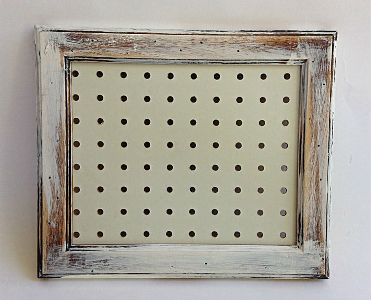 Peg Board to use with hooks