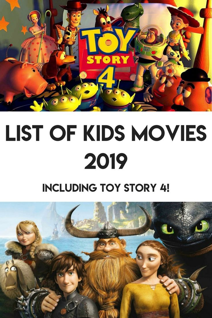 The BIG List Of Kids Movies 2019 | * KID FRIENDLY * | New