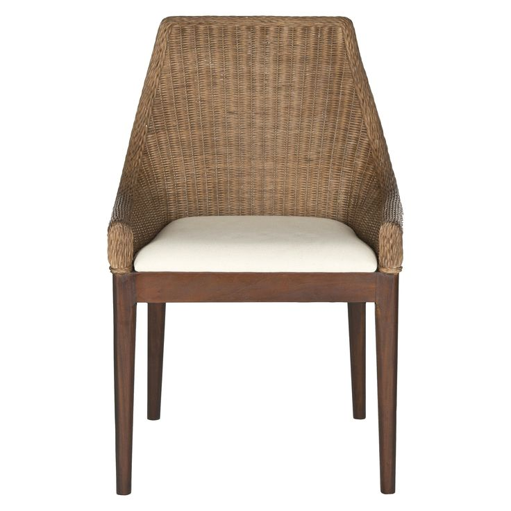 Dining chair woodbrown safavieh dining chairs wood
