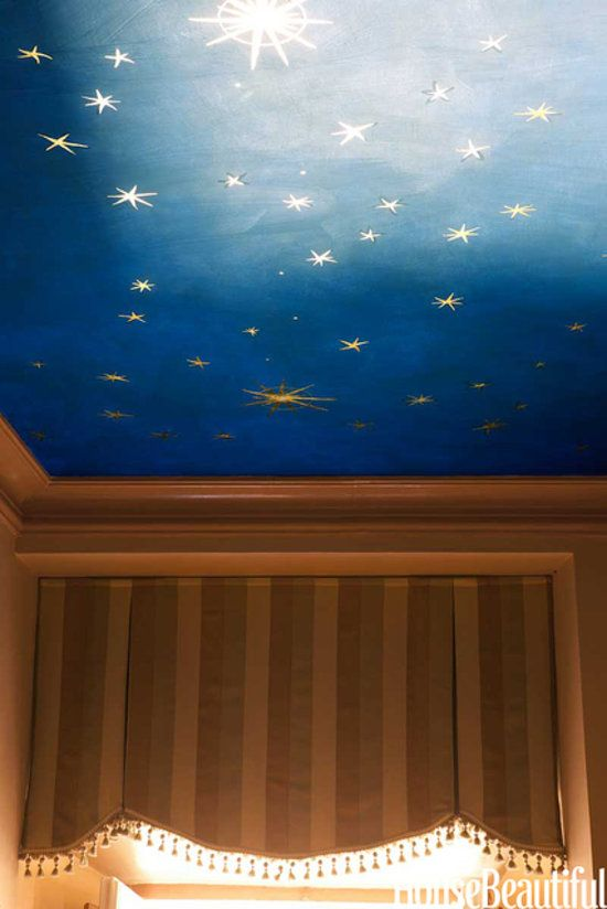 17 Best Images About Star Ceiling Ideas On Pinterest
