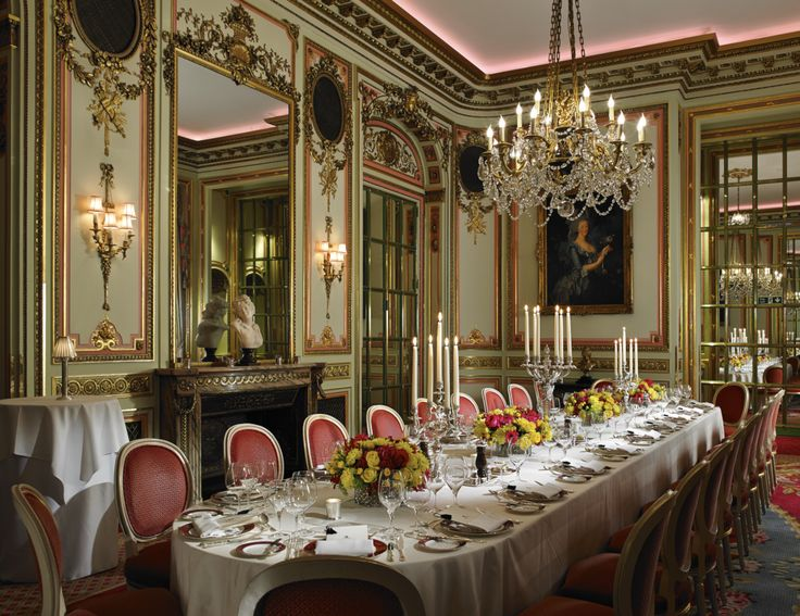 The Marie Antoinette Suite At The Ritz London