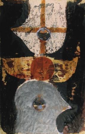 Bruno-Ceccobelli, Carico Volatile,1989