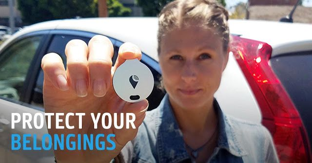 Tiny Device Allows You To Track Everything