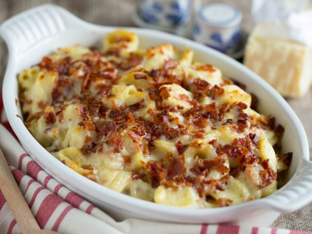 Ultimate Mac 'n' Cheese Casserole: The Best Thing to Happen to Pasta, Cheese and Bacon — Party of Two