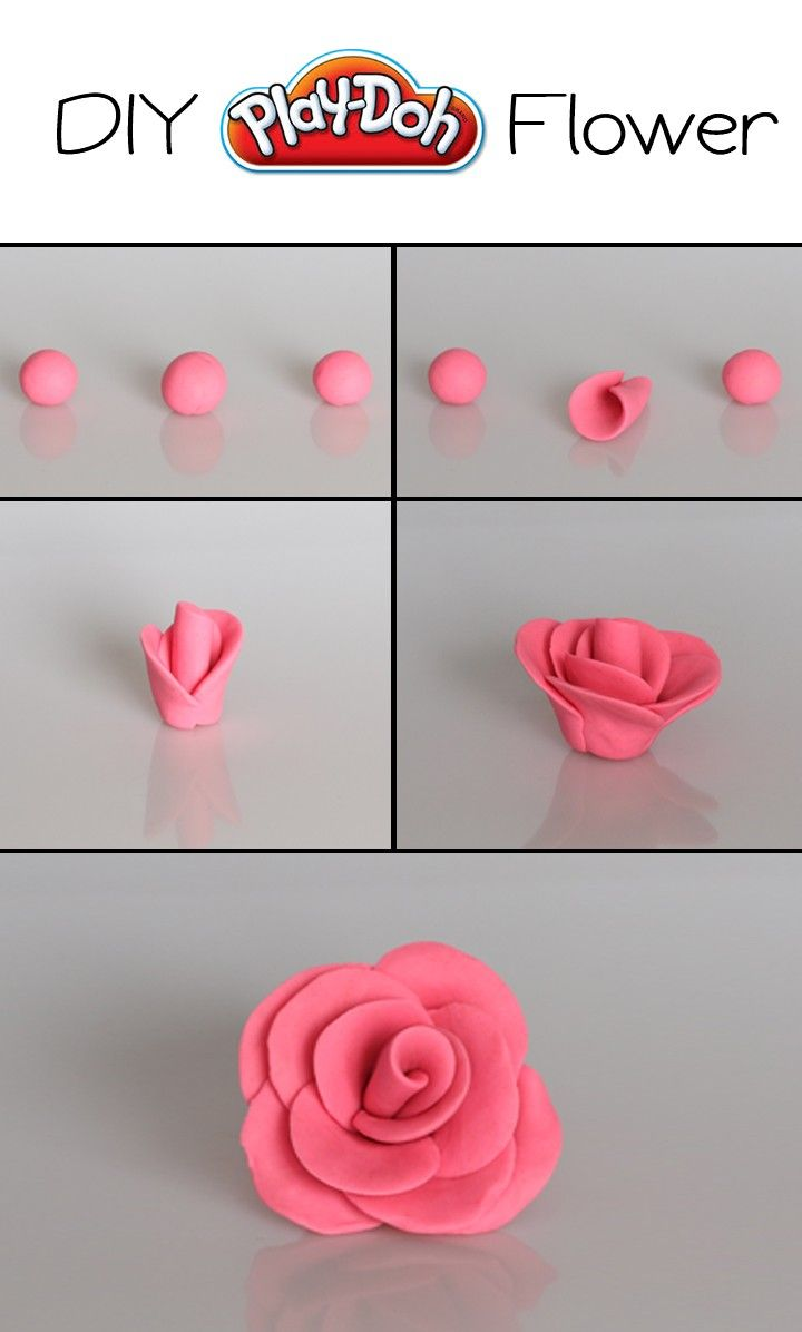 325 best images about clay ideas projects on pinterest for Cool things to do with roses