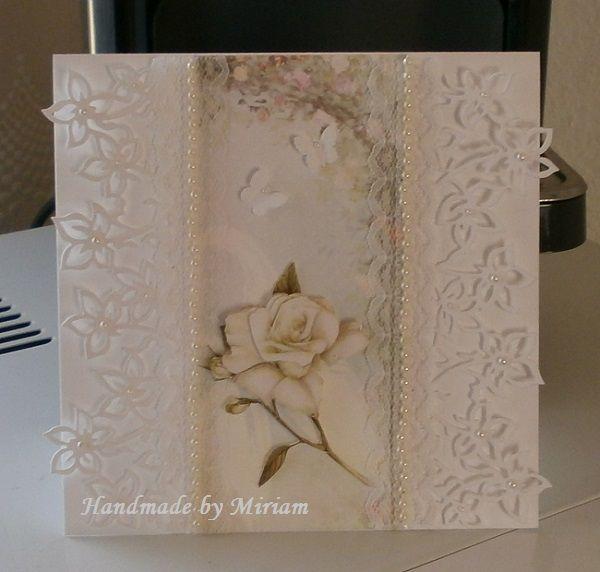 Uit het tijdschrift Creaties met Kaarten Marianne Design Craftables cr1273