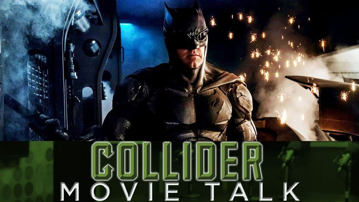 Batman Tactical Suit First Look From Justice League - Collider Movie Talk