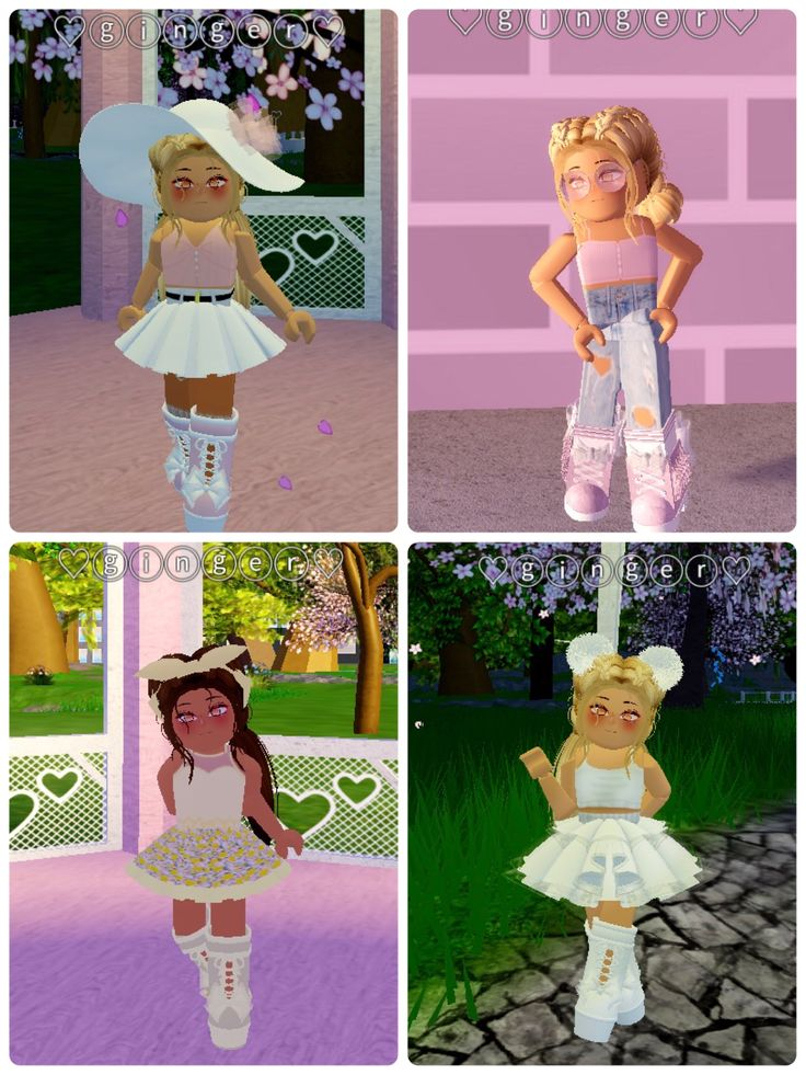 Cute Aesthetic Outfits In Royale High