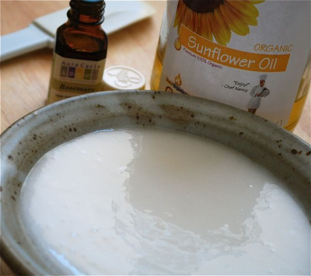 DYI: Make your own natural hair conditioner