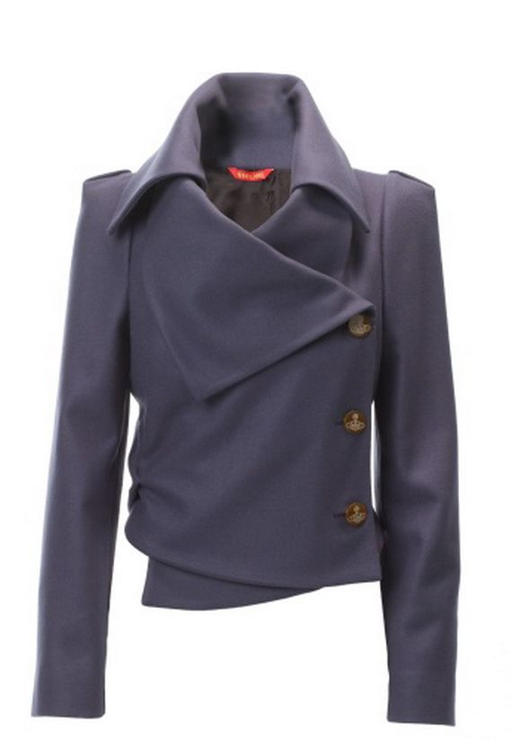 Vivienne Westwood Winter 2012 Jackets for Women