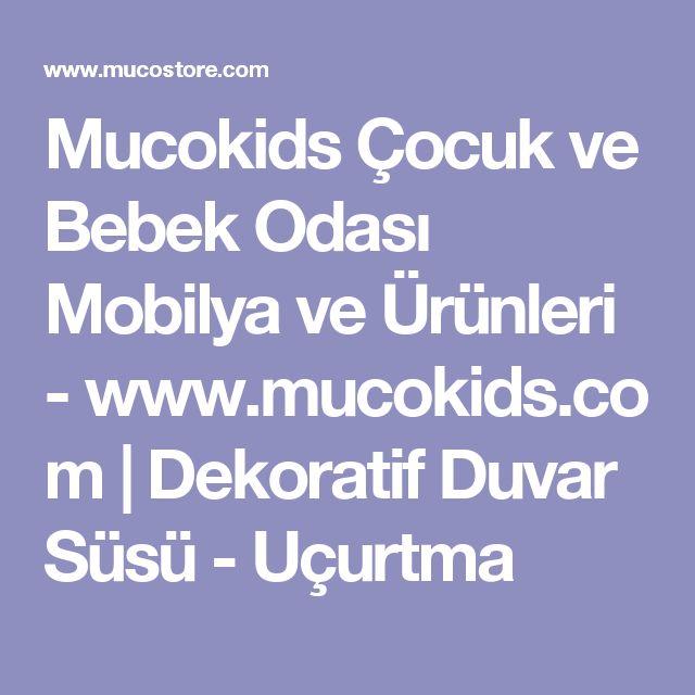 Mucokids Çocuk ve Bebek Odası Mobilya ve Ürünleri - www.mucokids.com | Dekoratif Duvar Süsü - Uçurtma